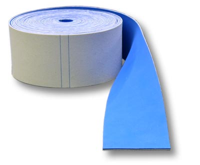 tefka vacuum sealing lip blue for Kammann CD-Screenprinting System